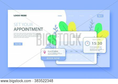 09_isometric E-commerce Landing Page