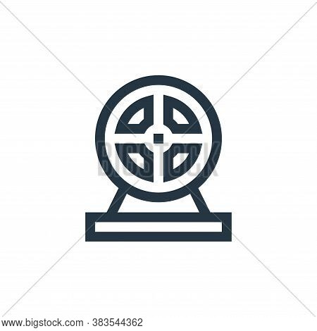 valve icon isolated on white background from machinery collection. valve icon trendy and modern valv
