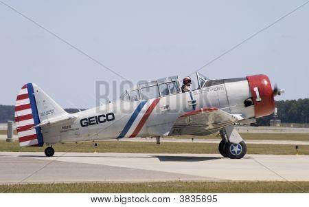 Geico Airplane