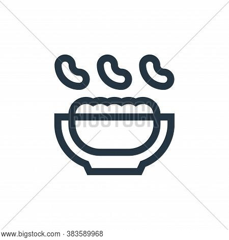 snacks icon isolated on white background from baby shower collection. snacks icon trendy and modern
