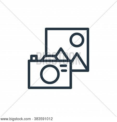 image icon isolated on white background from travel collection. image icon trendy and modern image s