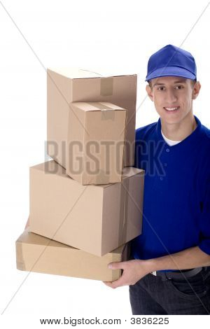 Package Delivery Man