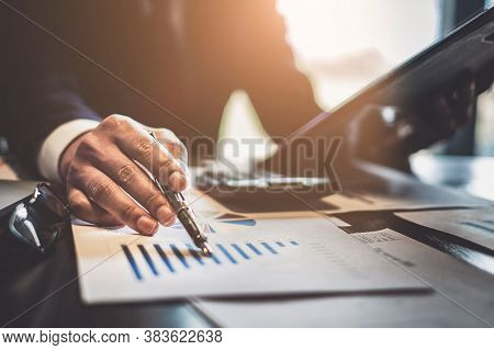 Business Concept. Business Plan, Business Investment, Business People, International Business.