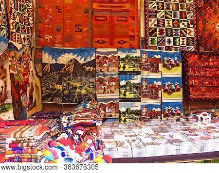 Pisco / Peru - 03 May 2011: Local Market In Pisco City, Peru