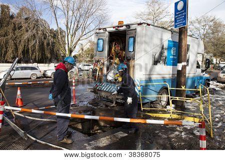 Sandy's Aftermath