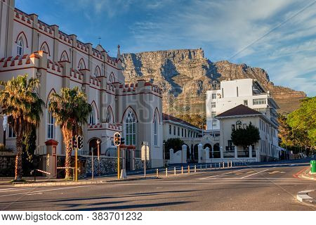 south Africa, Cape town, 9.24.2011  christian church