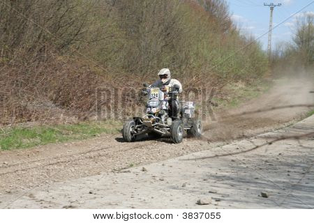 Bombardier Rally Quad