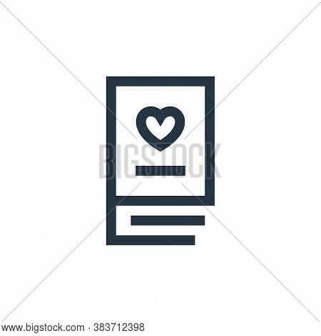 book icon isolated on white background from mothers day collection. book icon trendy and modern book