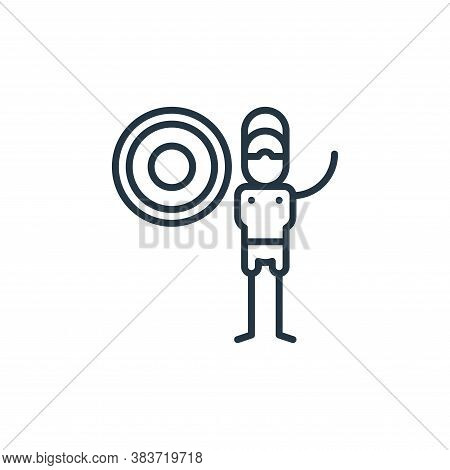 heat icon isolated on white background from climate change collection. heat icon trendy and modern h