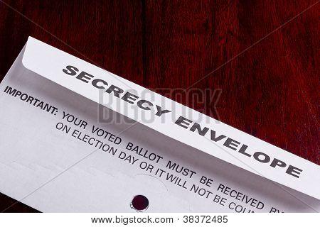 Secrecy Envelope