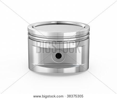 Engine Piston Head