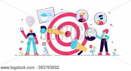 Customer Attraction Campaign, Accurate Promo, Advertising Business. Market Segmentation, Adverts, Ta