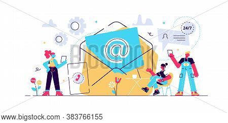 Email Marketing, Internet Chatting, 24 Hours Support. Get In Touch, Initiate Contact, Contact Us, Fe