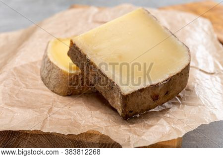 French Cheese Comte Fruity Flavoured Fruite And Vieille Reserve