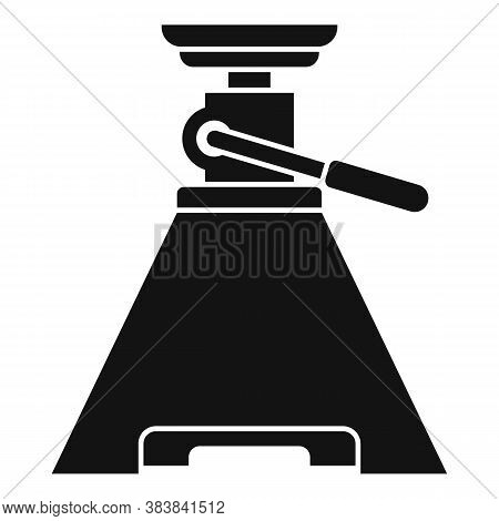Tool Jack-screw Icon. Simple Illustration Of Tool Jack-screw Vector Icon For Web Design Isolated On