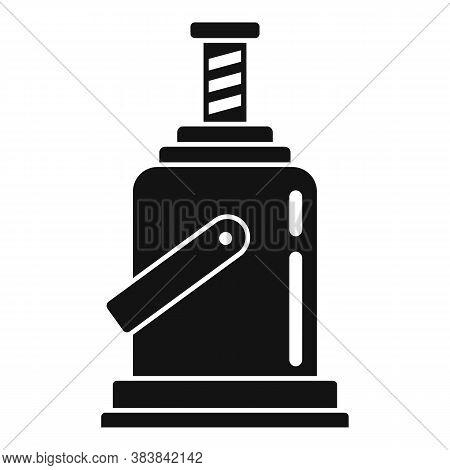 Industry Jack-screw Icon. Simple Illustration Of Industry Jack-screw Vector Icon For Web Design Isol