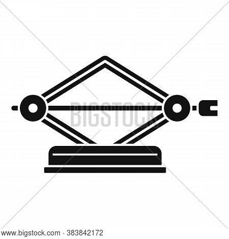 Classic Jack-screw Icon. Simple Illustration Of Classic Jack-screw Vector Icon For Web Design Isolat