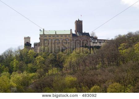 The Wartburg, Germany