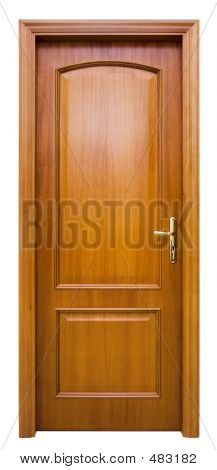 Holz Tür