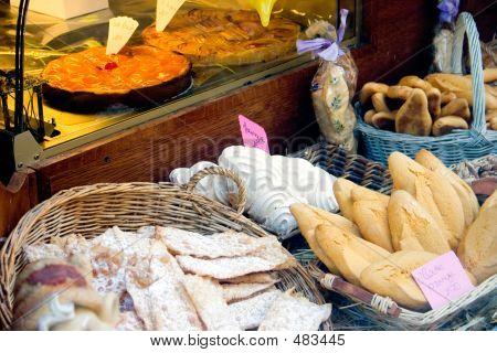 Boulangerie Window