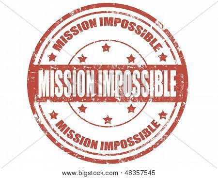Mission Impossible-stamp