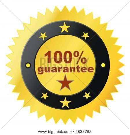 Sticker With Satisfaction Guarantee