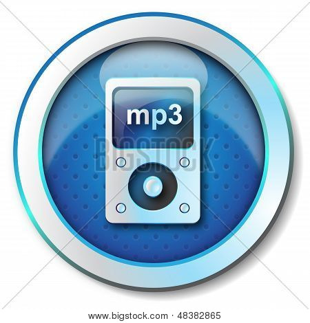 MP3-Player-Symbol