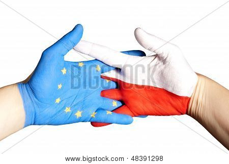 Partnership Between Poland And Europe