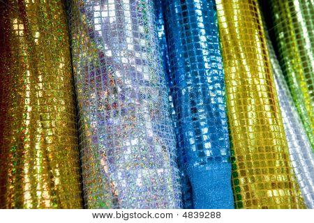 Glitter Cloth
