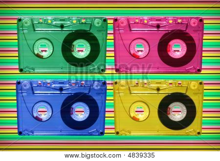 Aidio Tape Disco