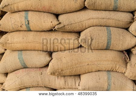 Old Hemp Sacks