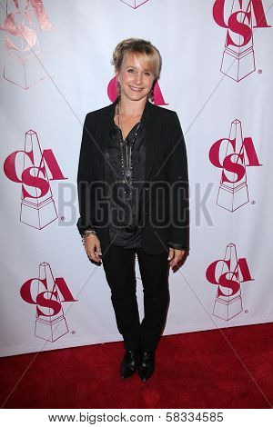 Gabrielle Carteris at the Casting Society of America Artios Awards, Beverly Hilton, Beverly Hills, CA 10-29-12