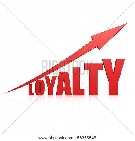 Loyalty Red Arrow