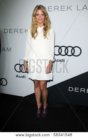 Winter Ave Zoli at Audi and Derek Lam Kick Off Emmy Week 2012, Cecconi's, West Hollywood, CA 09-16-12
