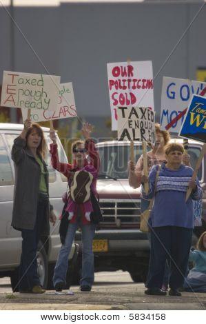 Sept. 12, 2009 - Teabagger Protest