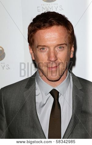 Damian Lewis at the 64th Primetime Emmy Award Performer Nominee Reception, Spectra by Wolfgang Puck, West Hollywood, CA 09-21-12