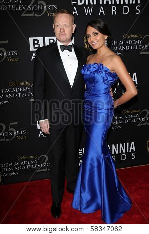 Jared Harris at the 2012 BAFTA LA Britannia Awards, Beverly Hilton, Beverly Hills, CA 11-07-12