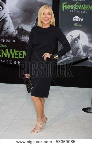 Jennifer Aspen at the