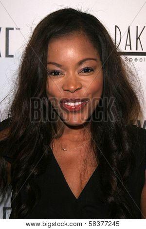 Golden Brooks at the Sonya Dakar Skin Clinic Opening. Sonya Dakar SKin Clinic, Beverly Hills, CA. 10-24-06