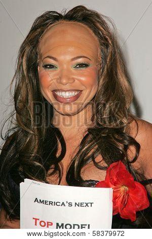 Tisha Campbell at Heidi Klum's 7th Annual Halloween Party, Privilege, Los Angeles, CA 10-31-06