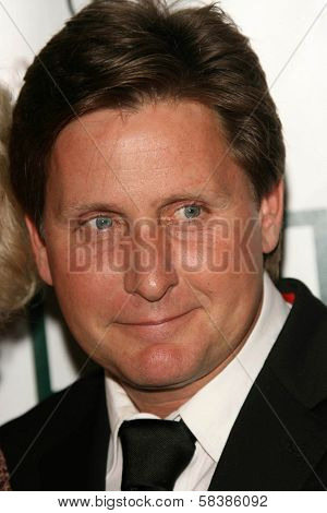 Emilio Estevez at the 21st Annual American Cinematheque Award Honoring George Clooney. Beverly Hilton Hotel, Beverly Hills, CA. 10-13-06