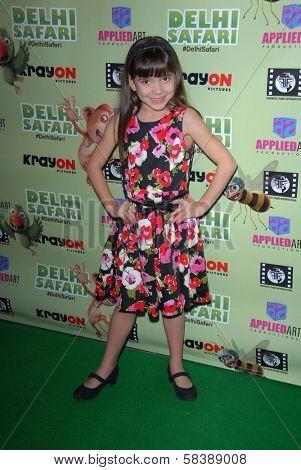Chloe Noelle at the