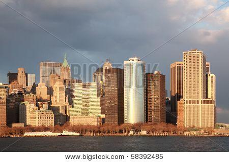 Golden Hour, Manhattan