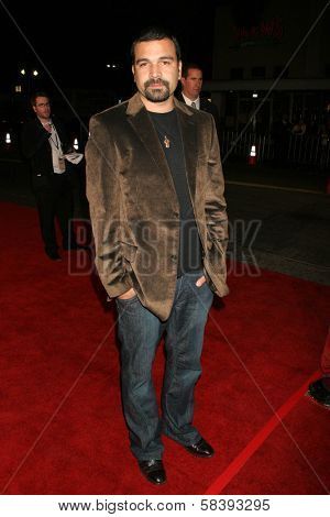 WESTWOOD, CA - NOVEMBER 05: Ricardo Chavira at a Special Presentation of