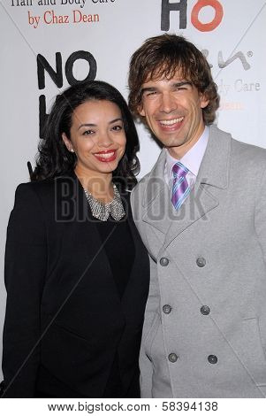 Christopher Gorham at the NOH8 Campaign 4th Anniversary Celebration, Avalon, Hollywood, 12-12-12