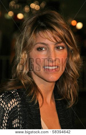 WESTWOOD, CA - NOVEMBER 05: Jennifer Esposito at a Special Presentation of