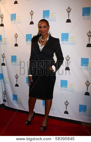 Beverly Johnson at The 14th Annual Women's Image Network WIN Awards, Paramount Studios, Hollywood, CA 12-12-12