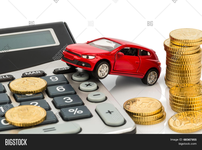 car calculator rising image photo free trial bigstock