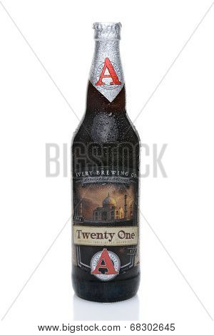 Avery Brewing Company Twenty One