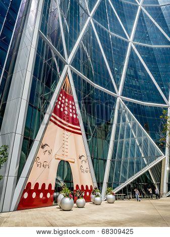 Bow Tower, Calgary